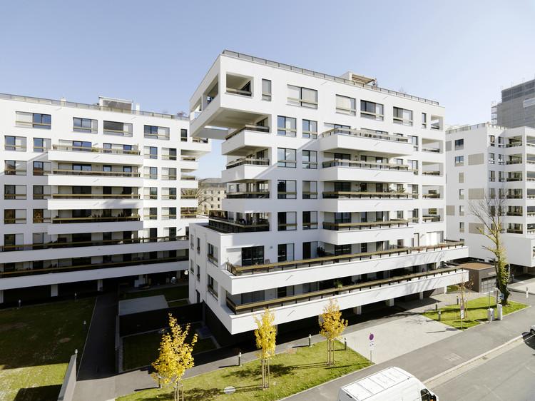 Conjunto de Viviendas Laimburggasse / Gangoly & Kristiner Architekten , © Paul Ott