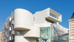 Municipio de Bagnolet / Jean-Pierre Lott Architecte