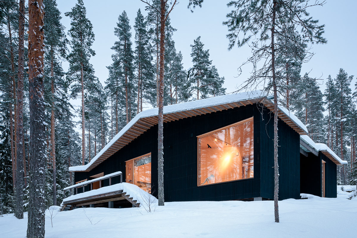 Kettukallio / Playa Architects, © Tuomas Uusheimo