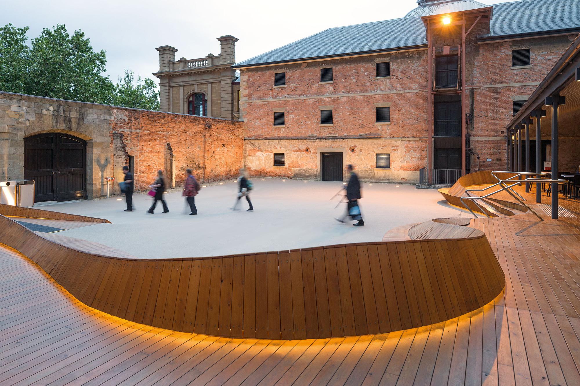 Tasmanian Museum & Art Gallery / Francis-Jones Morehen Thorp, © John Gollings