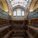 Courtesy of Rijksmuseum / Cuyper's Library Restored. Image © Iwan Baan