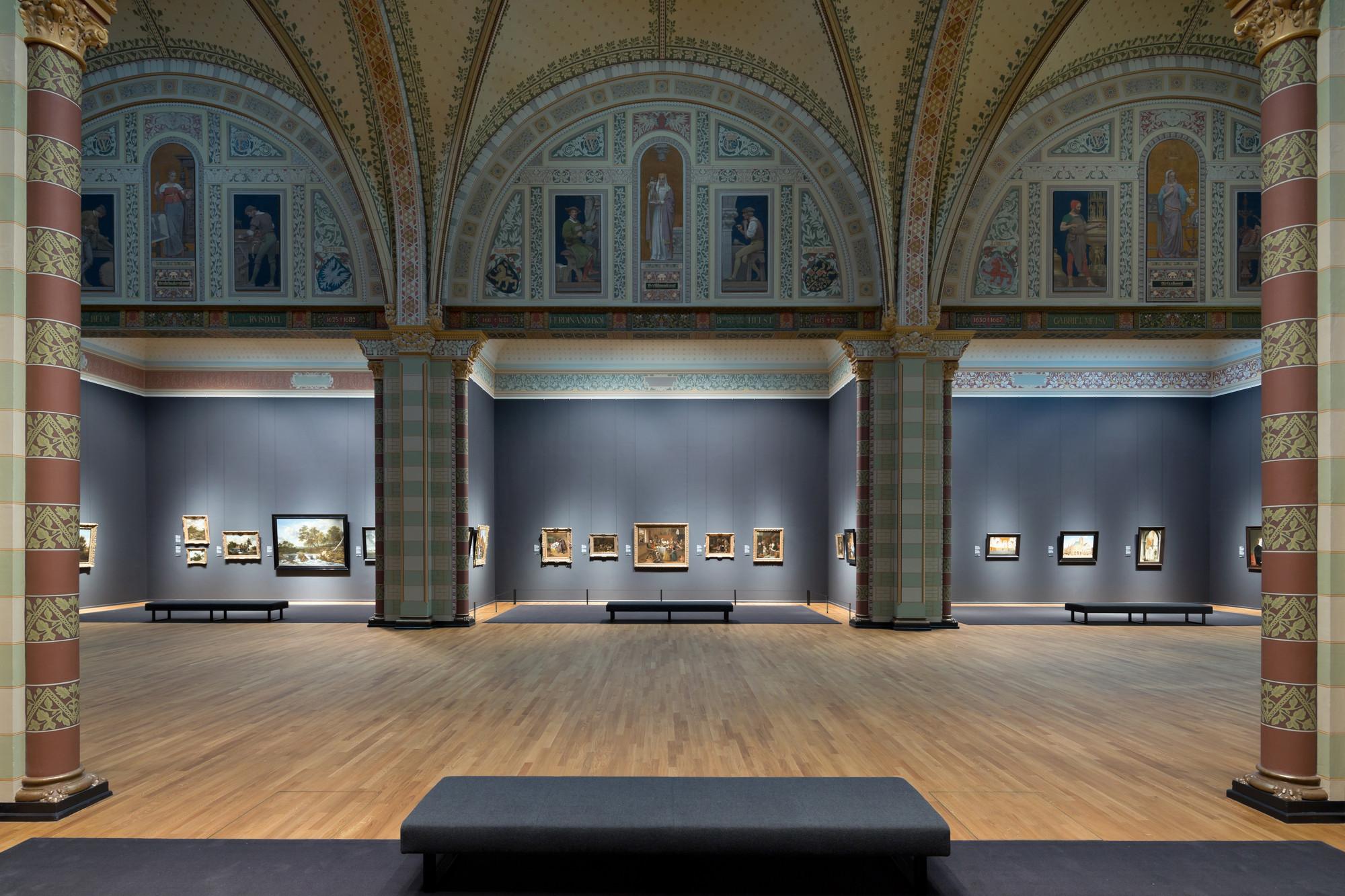 Courtesy of Rijksmuseum / Gallery of Honour. Image © Iwan Baan