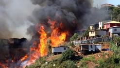 Incendio en Valparaíso: arquitectos chilenos hacen llamado a colaborar con los afectados