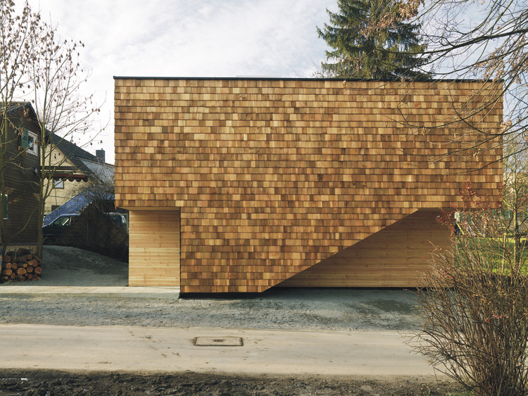 Extensión del Club de la Juventud / Bernd Zimmermann Architekten, © Prof. Valentin Wormbs, Stuttgart