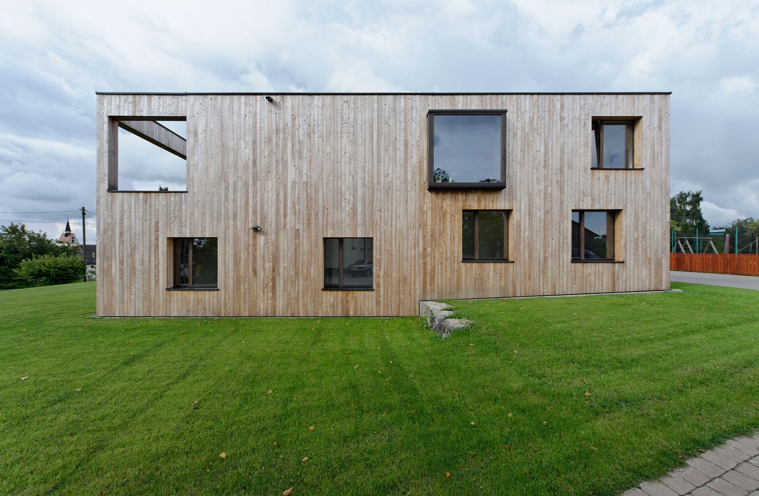 House A  / Bernd Zimmermann Architekten, © Valentin Wormbs