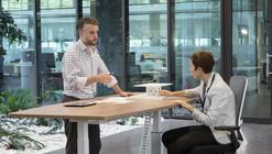 VIDEO: Raising the Bar in Desk Design