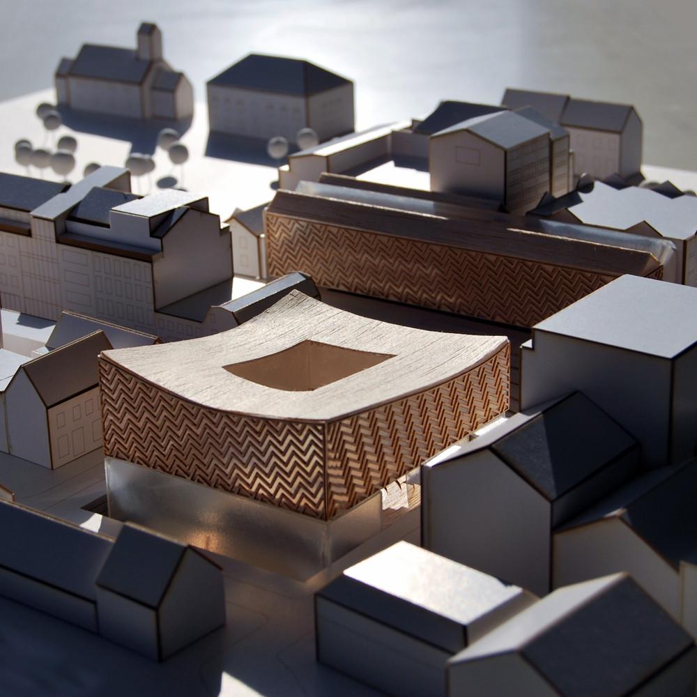 © Cortesía de OOIIO Arquitectura