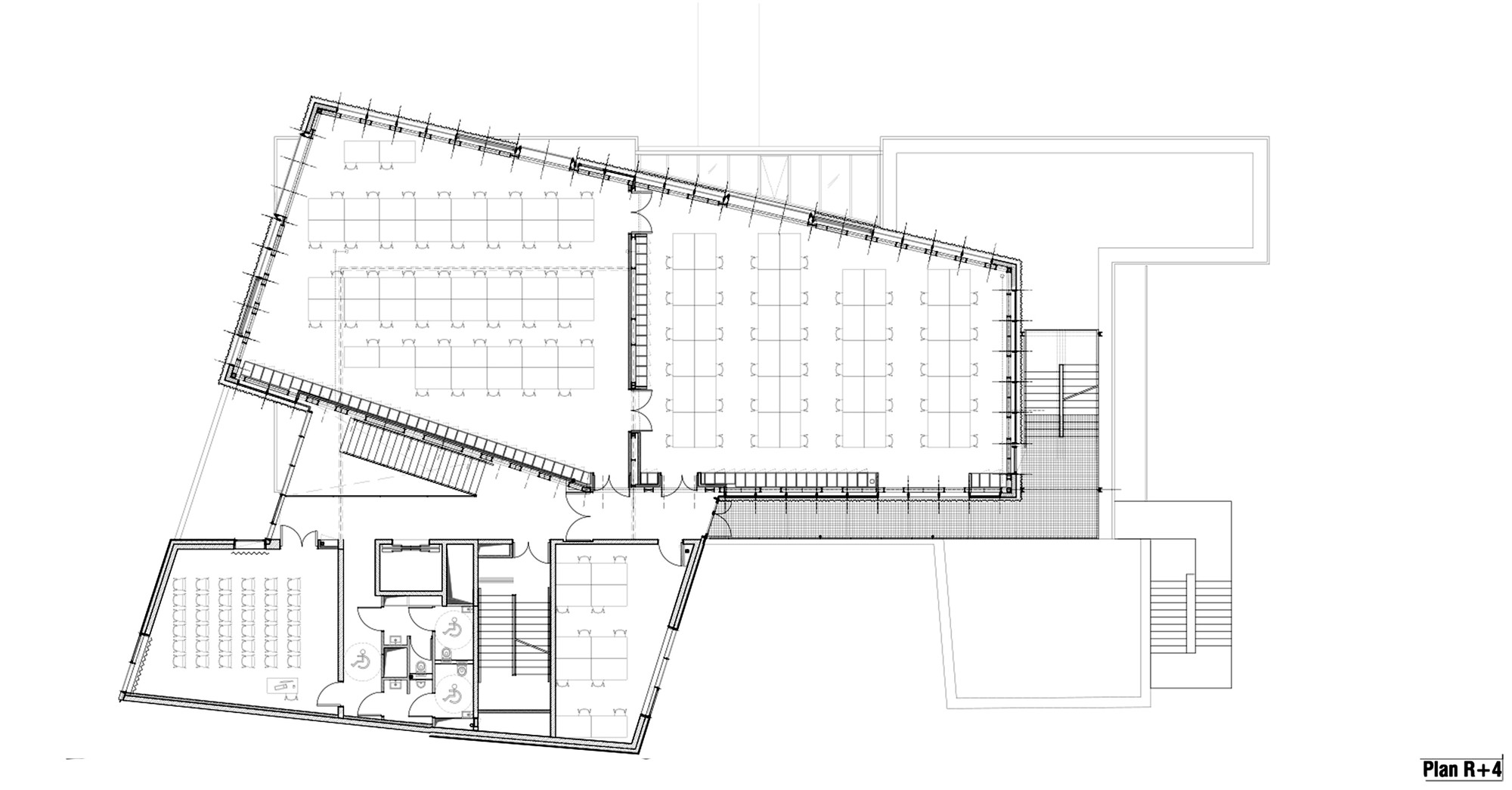 gallery of strasbourg school of architecture / marc mimram - 13
