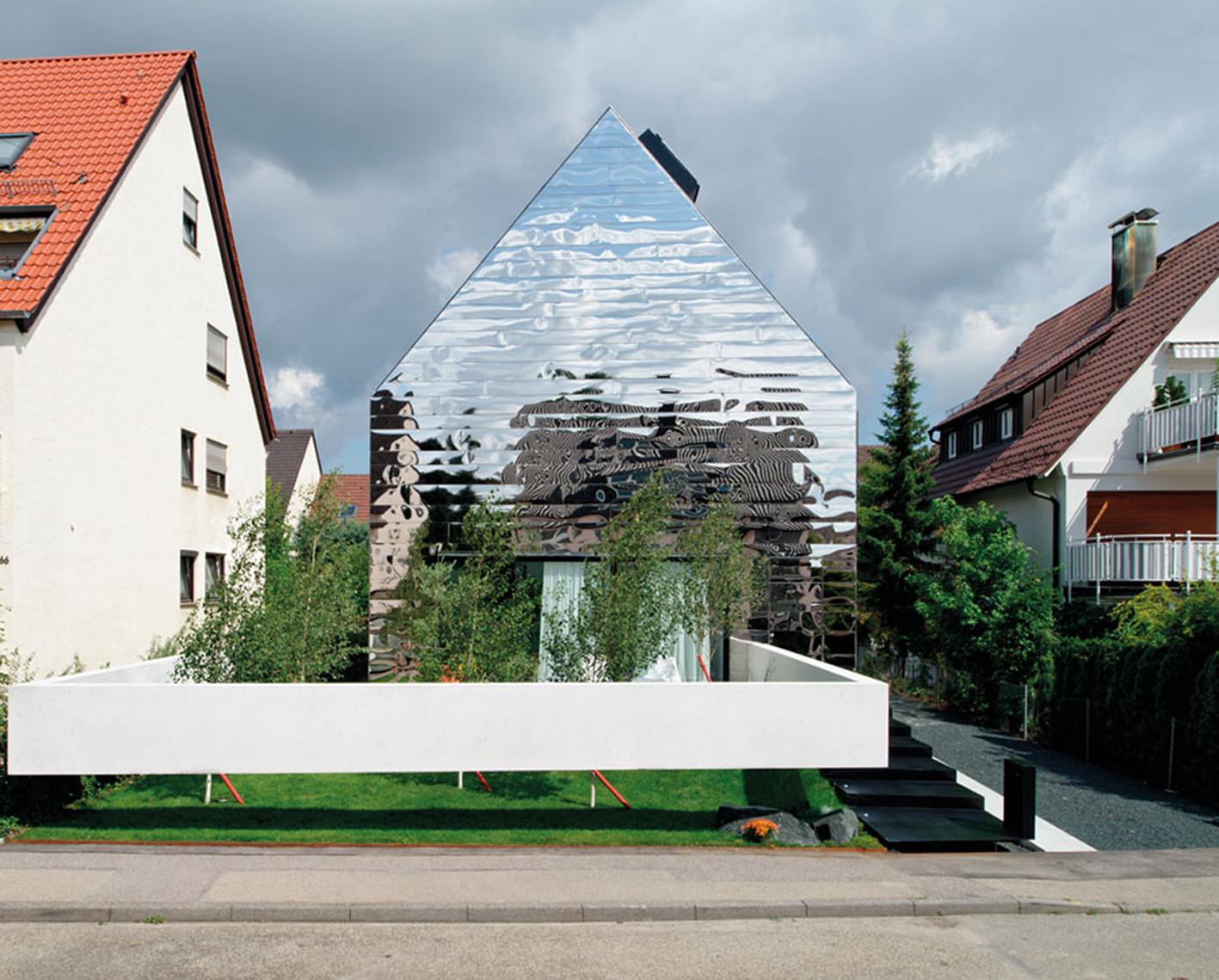 House WZ / Bernd Zimmermann Architekten, © Prof. Valentin Wormbs, Stuttgart