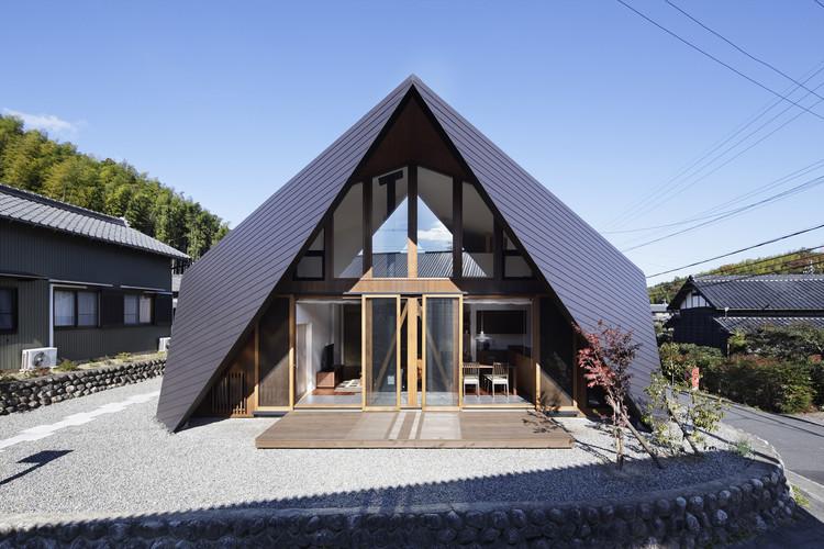 Vivienda Origami / TSC Architects, © Masato Kawano