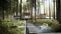 Boogertman + Partners ganan concurso para diseñar centro educativo en el bosque Karura en Kenia