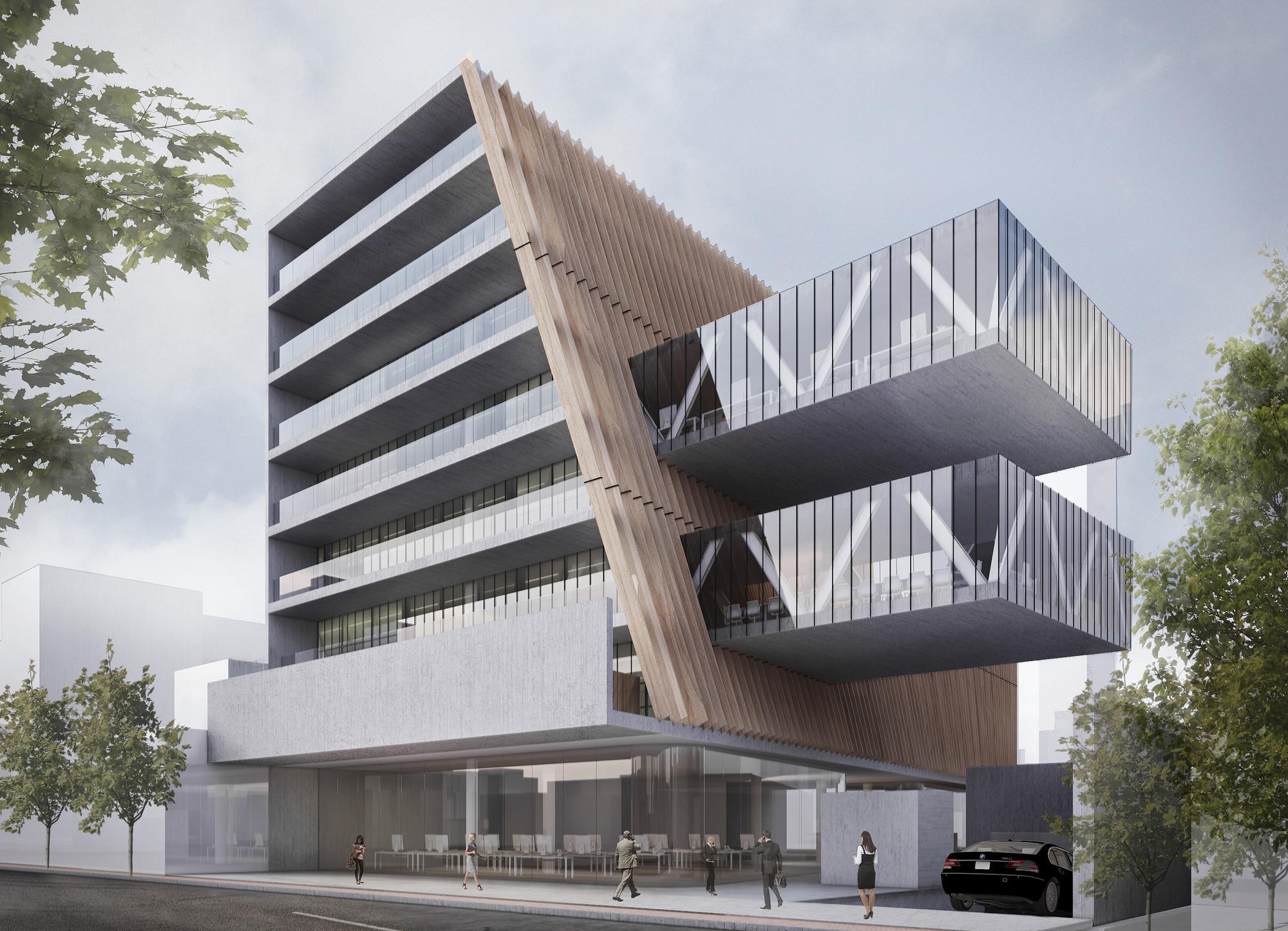 Proyecto Rio Tiber / Taller David Dana + Cherem Arquitectos, © Taller David Dana Arquitectura