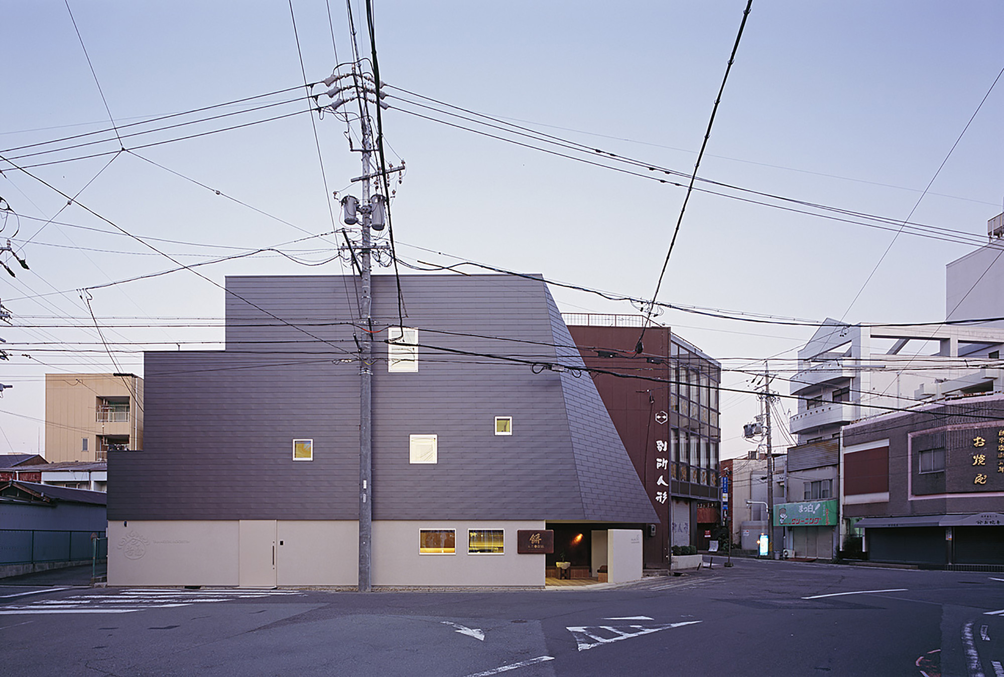 Courtesy of Nakahira Architects