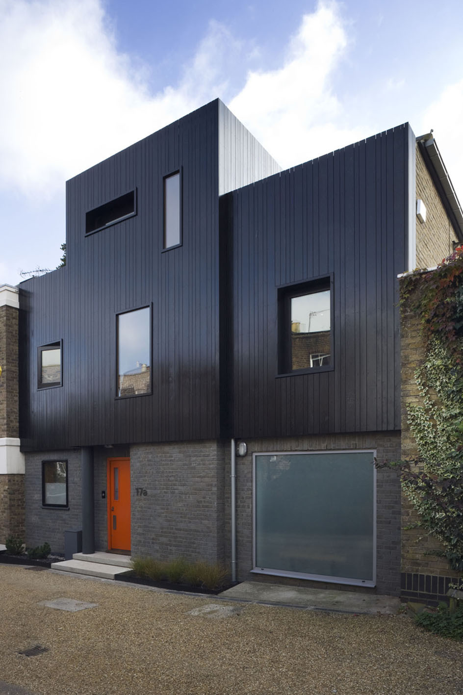 Gallery of 17a highbury terrace mews studio 54 for Architecture 54