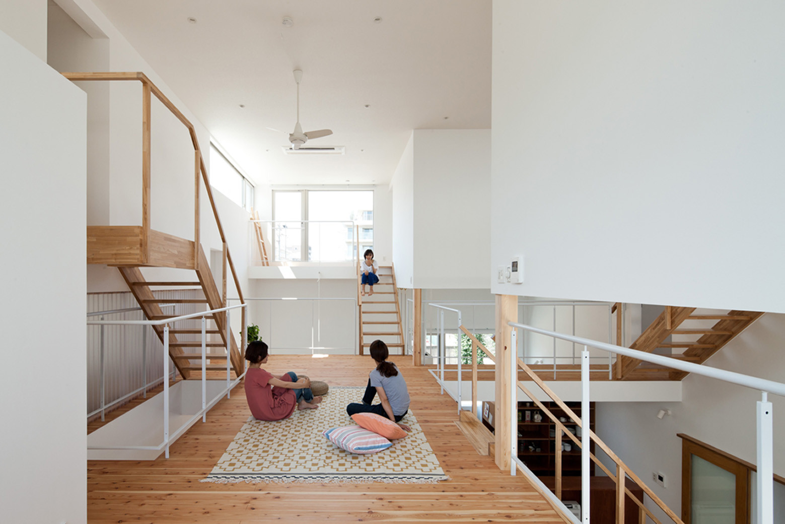 LT Josai  / Naruse Inokuma Architects, © Masao Nishikawa