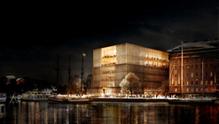 Chipperfield's Stockholm Nobel Centre Faces Harsh Opposition