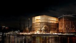 Chipperfield's Stockholm Nobel Centre Faces Harsh Opposition