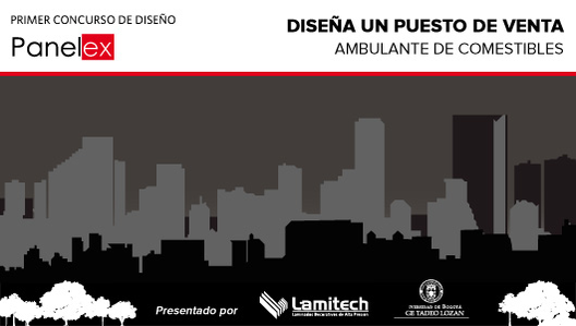 Primer Concurso de Diseño Panelex ® 2014