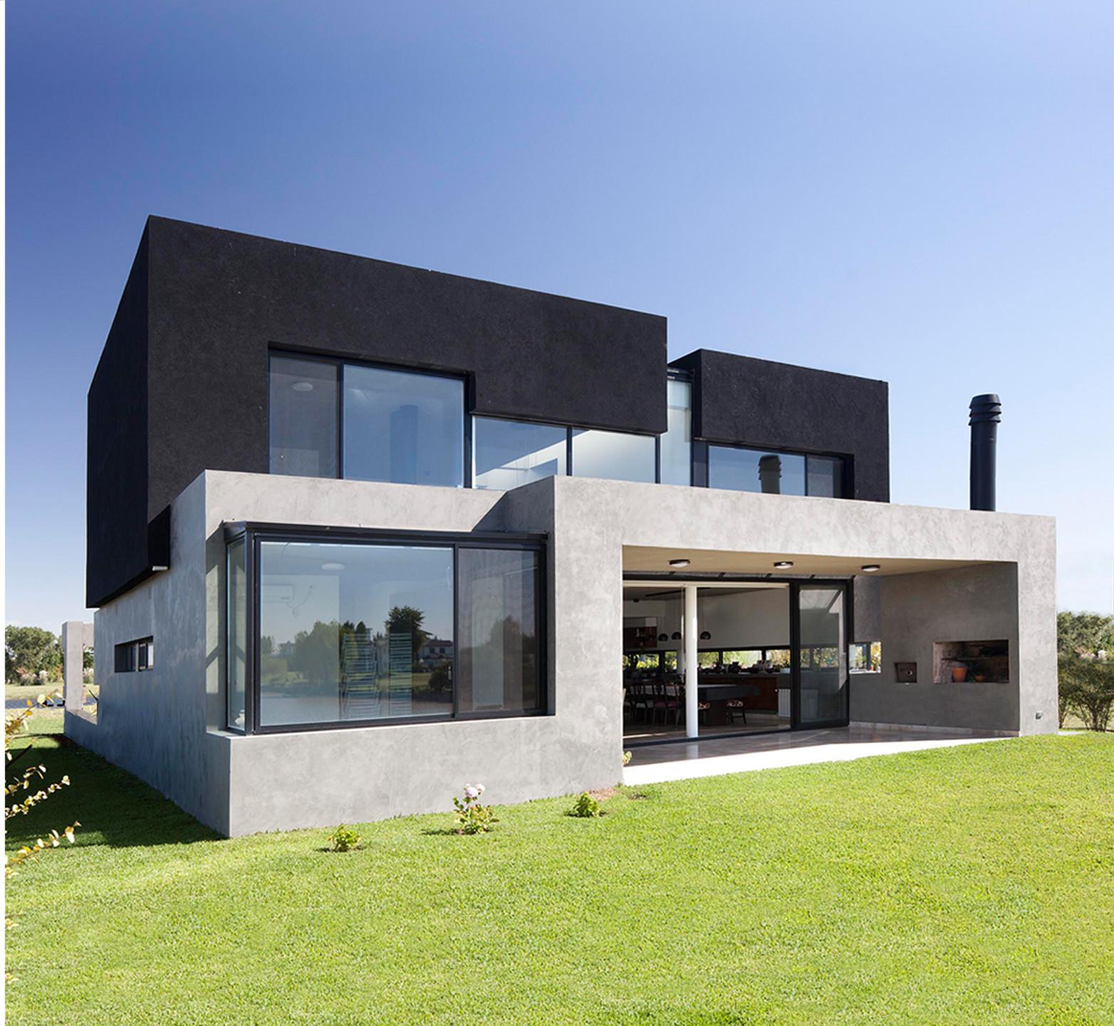 Galeria de casa jg speziale linares arquitectos 8 for Casa de arquitectos
