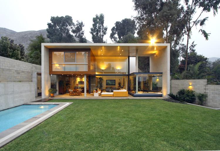 Casa S / Domenack Arquitectos, © Juan Solano