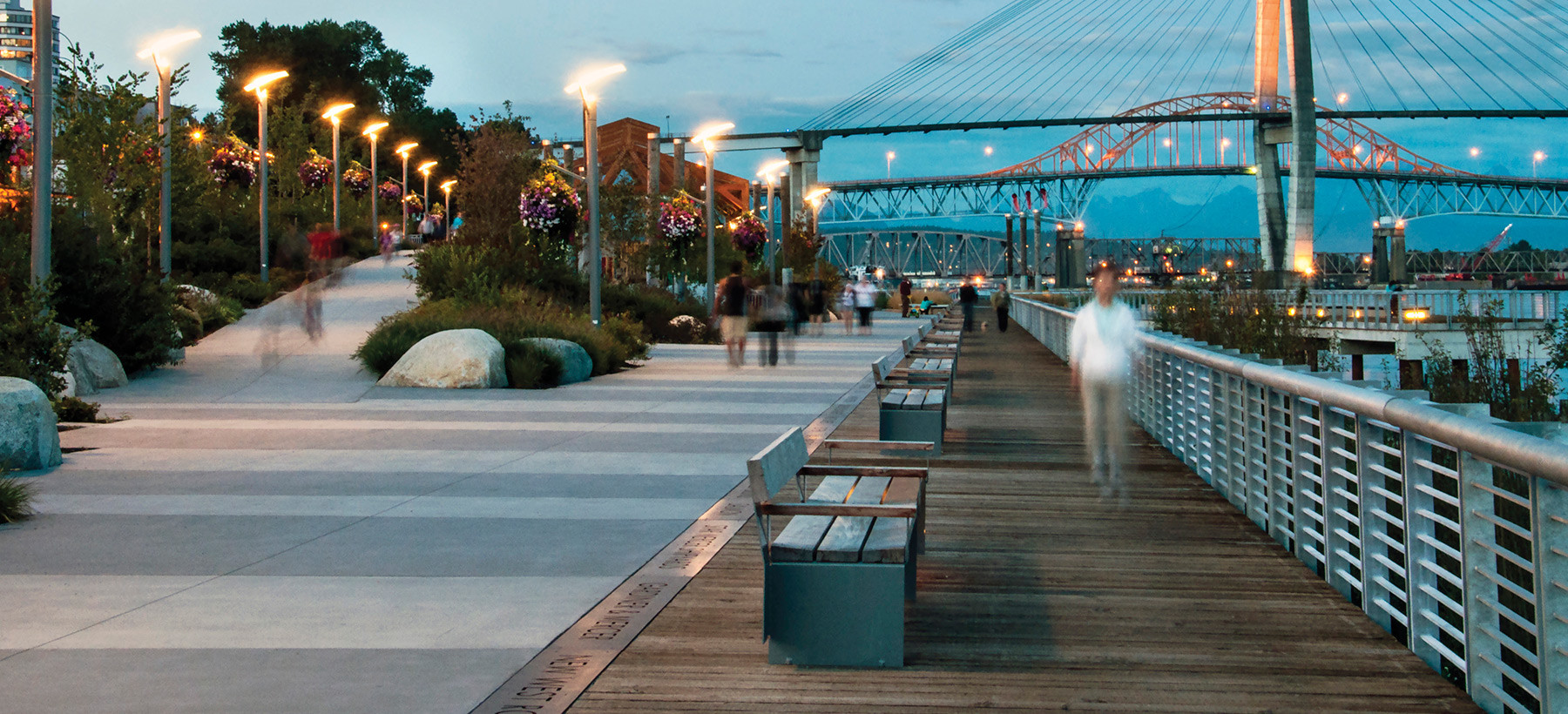 2014 canadian urban design award winners archdaily for British landscape architects