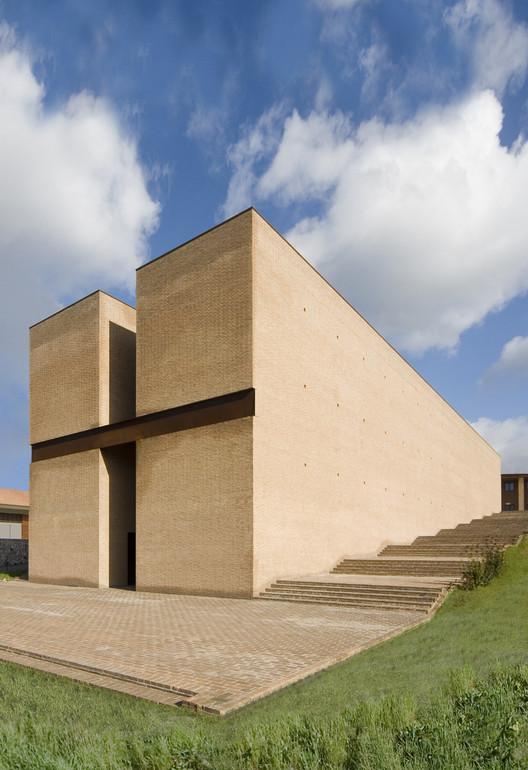 San Giovanni Church / Studio Zermani e Associatti © Mauro Davoli