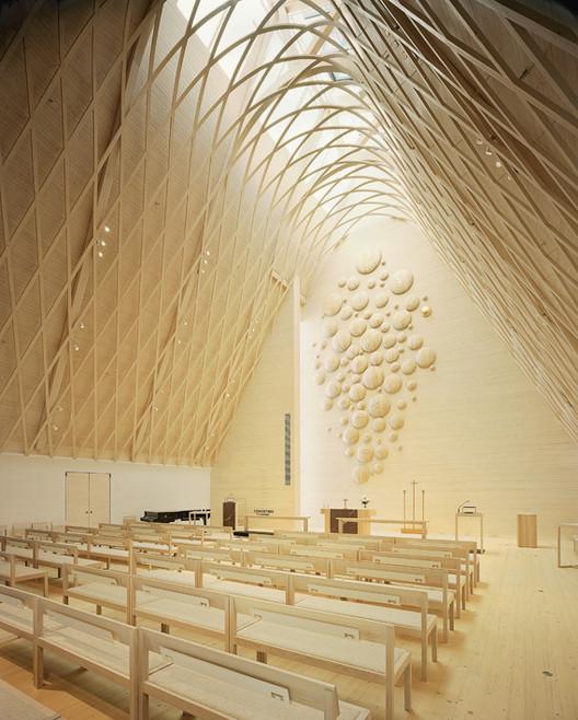 Kuokkala Church / Lassila Hirvilammi © Jussi Tianen