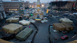 How Kiev's Independence Square Helped Spur an Uprising