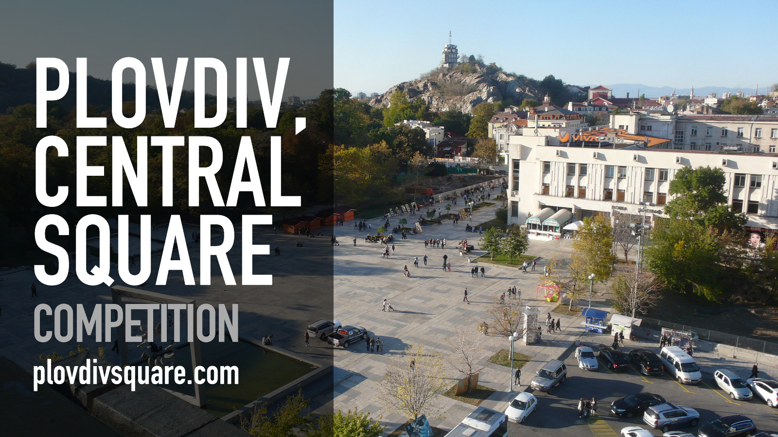 Plovdiv Central Square Architectural Competition