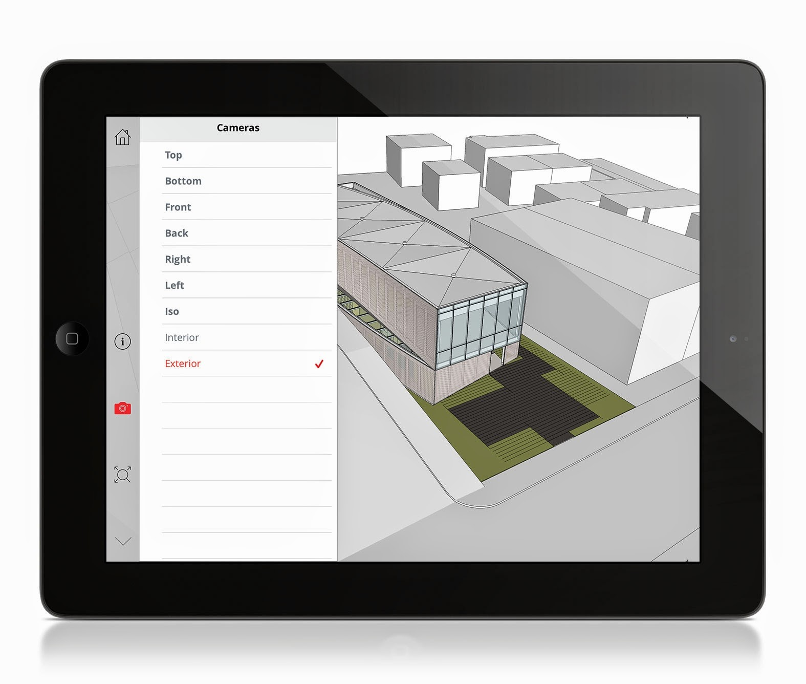 SketchUp Announces Mobile Viewer for iPad | ArchDaily