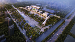 LITTLE Designs Locally-Inspired Cultural Campus for Anqiu