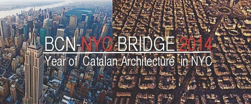 BCN - NYC Urban Bridge 2014