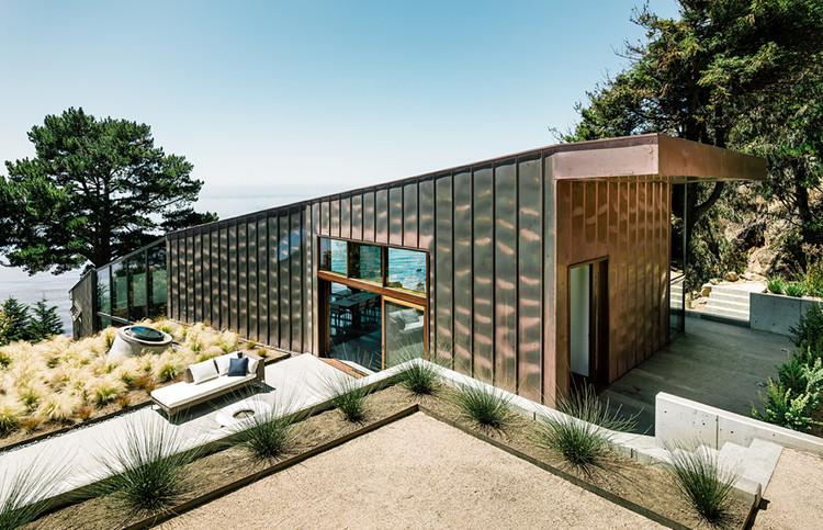 Fall House / Fougeron Architecture, © Joe Fletcher Photography