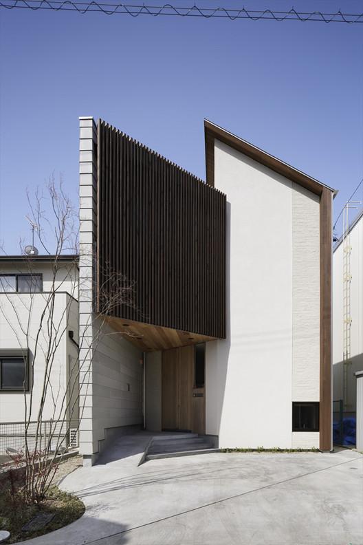 45º / TSC Architects, © Masato Kawano