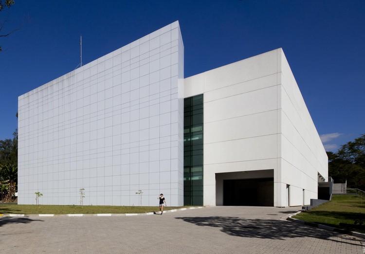 Laboratorio de Bionanomanufactura / Piratininga Arquitetos Associados + VD Arquitetura, © Maíra Acayaba