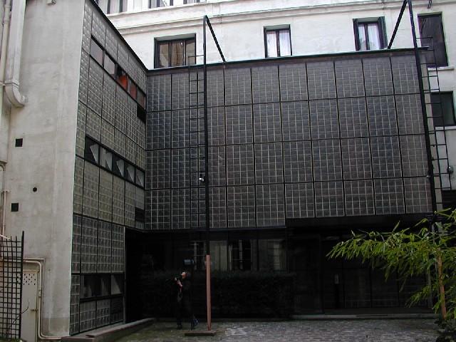 Maison de Verre - Pierre Chareau. Image © rucativava