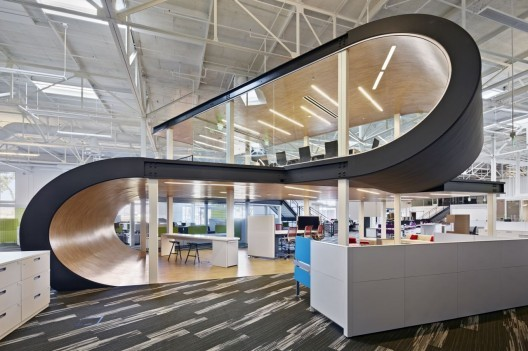 The Indicator: The Intern Issue, Revisited, One Workplace / Design Blitz. Image © Bruce Damonte
