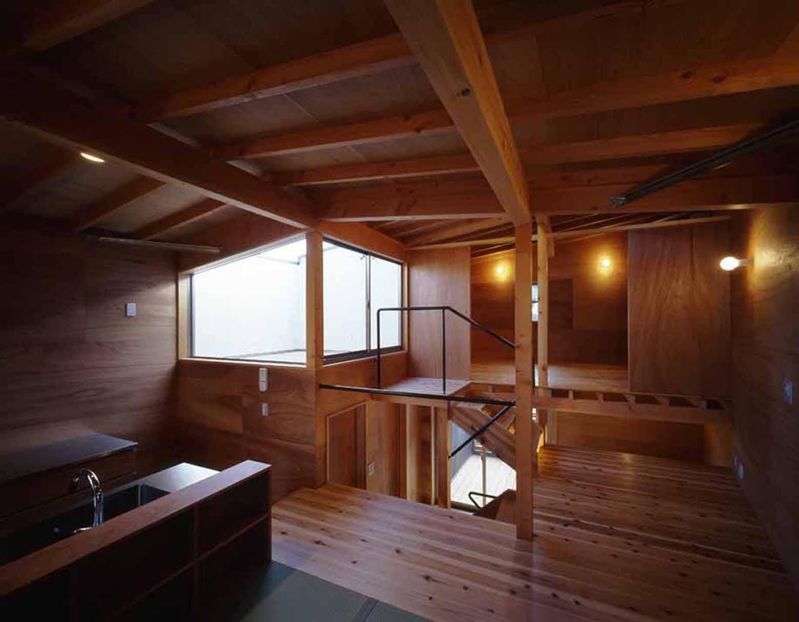 KJ House  / Nakahira Architects, © Kei Sugino