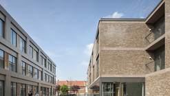 Elderly Care Campus  / Areal Architecten