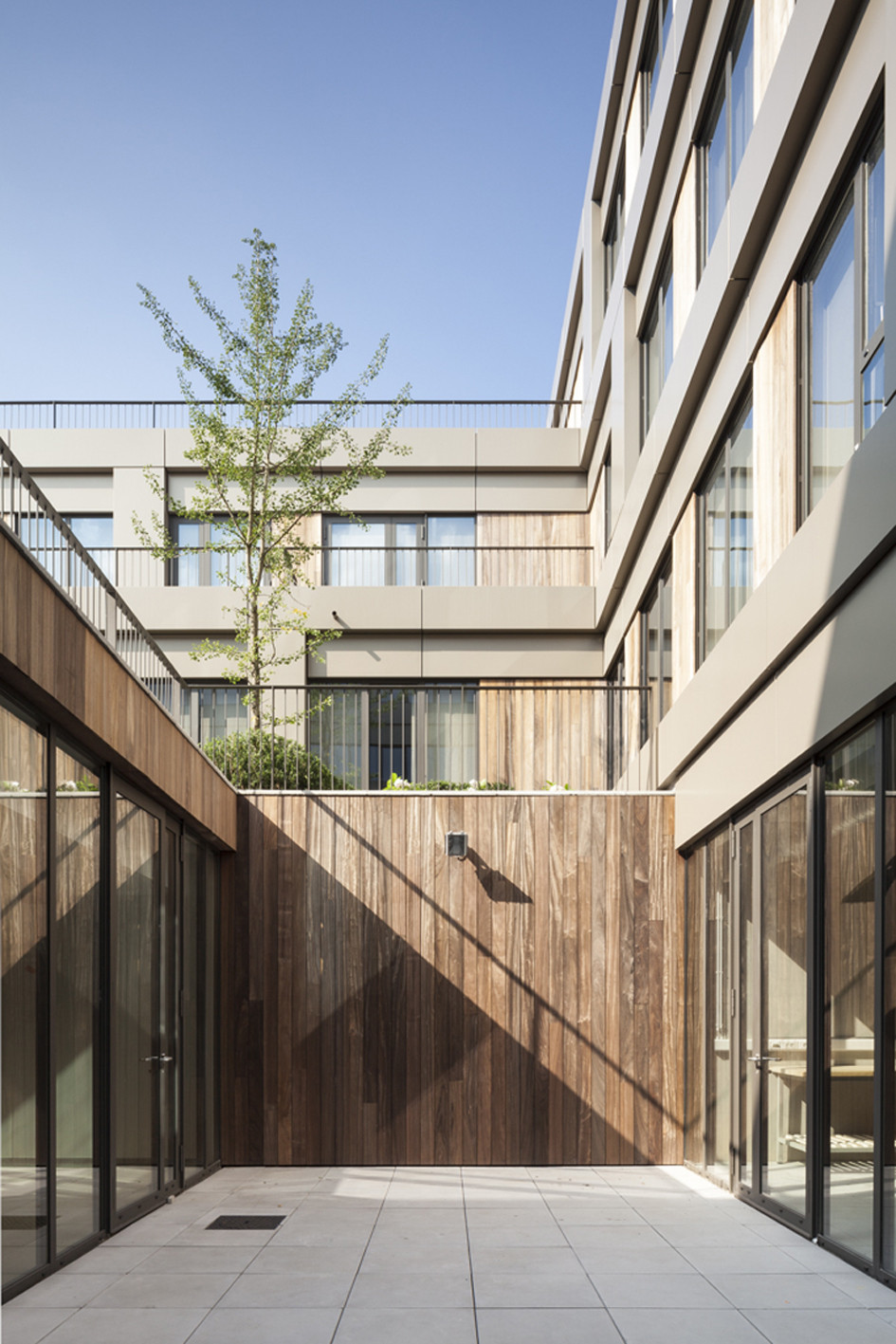Gallery Of Elderly Care Campus Areal Architecten 2: nursing home architecture