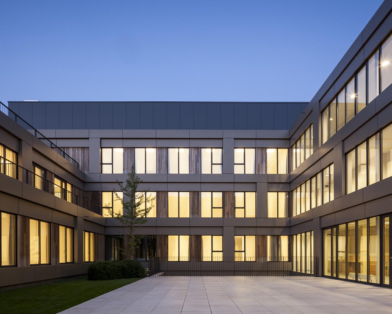 Gallery of Elderly Care Campus / Areal Architecten - 6