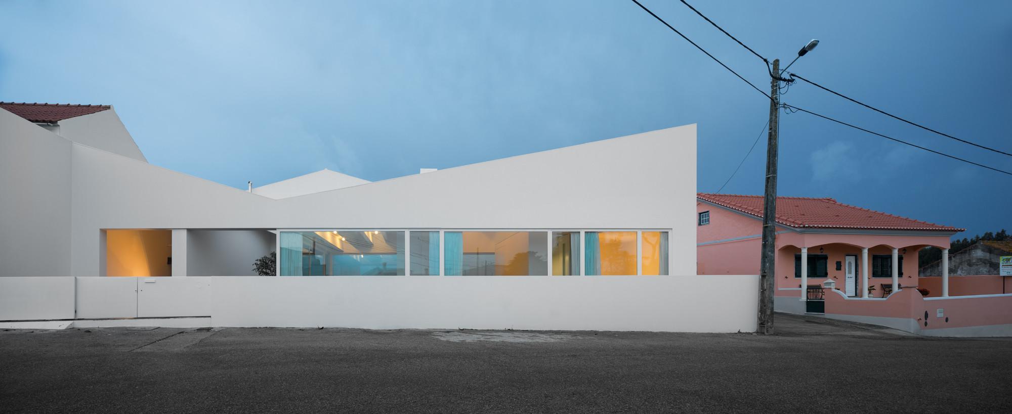 P house ricardo silva carvalho arquitectos archdaily - Fotografia arquitectura ...
