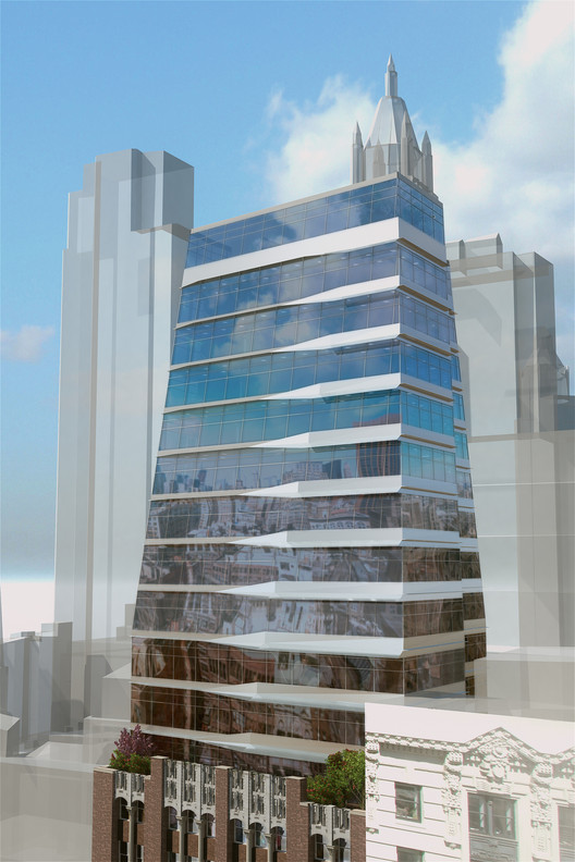 The 17John Building in New York. Image Courtesy of Prodigy Network