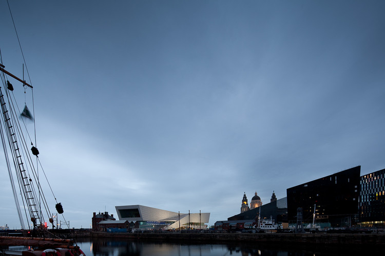 Museum of Liverpool by 3XN Architects. Image © José Campos