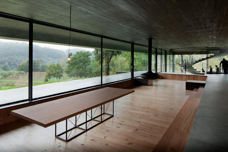 House in Monção by Joao Paulo Loureiro. Image © José Campos