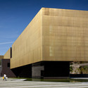 Platform of Arts in Guimaraes by Pitagoras Architects. Image © José Campos