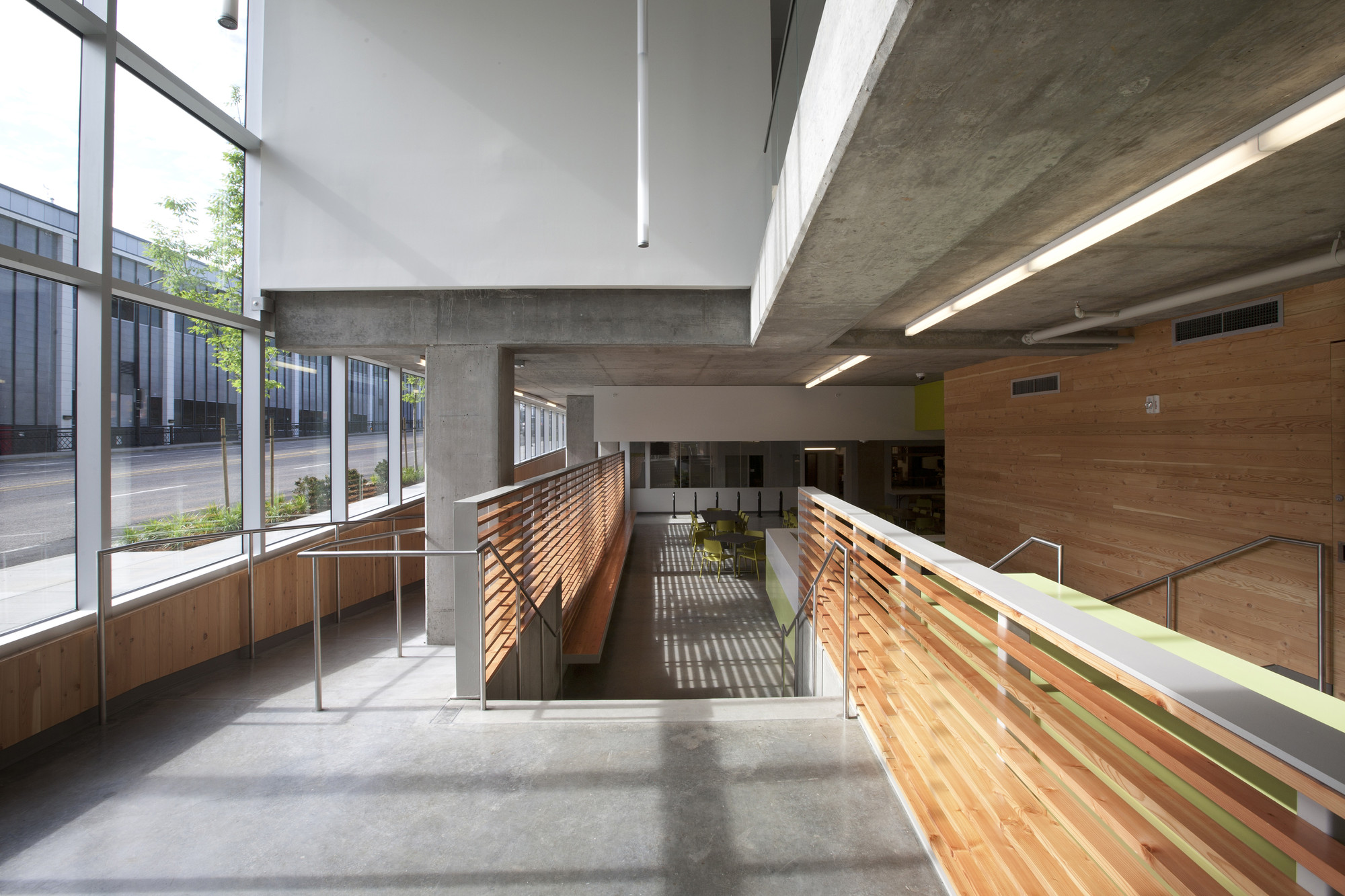Bud Clark Commons; Portland, Oregon / Holst Architecture © Sally Schoolmaster