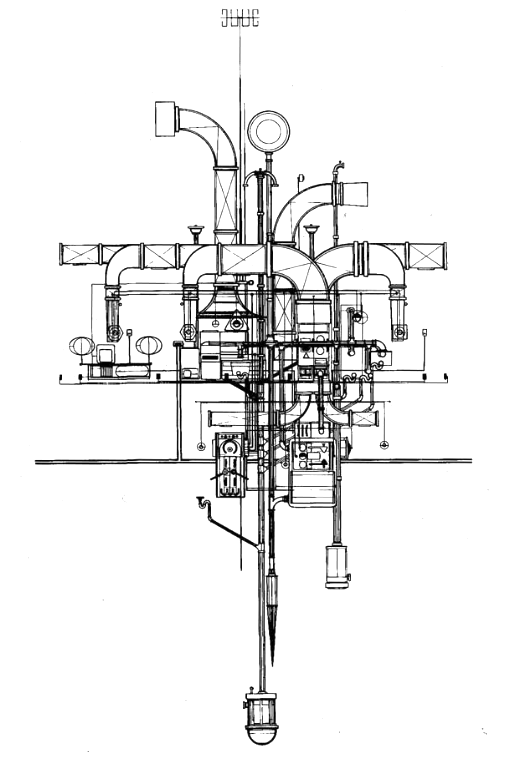 """Francois Dallegret, """"Anatomía de una Vivienda"""""""