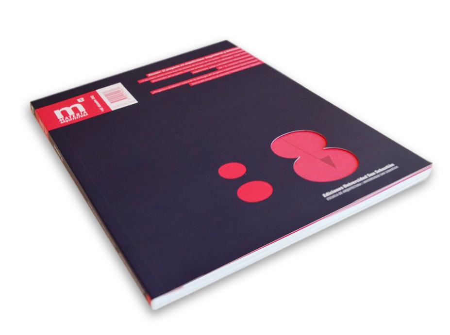 Revista Materia Arquitectura #08