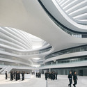 Galaxy Soho / Zaha Hadid Architects. Image © Hufton+Crow